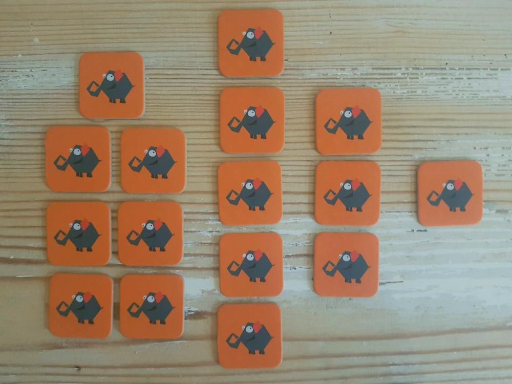 NIM s Bambilion kartičkama